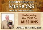 Conf on Missions